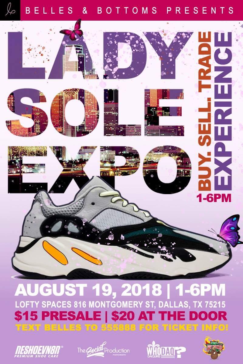 Ladies Sole Expo