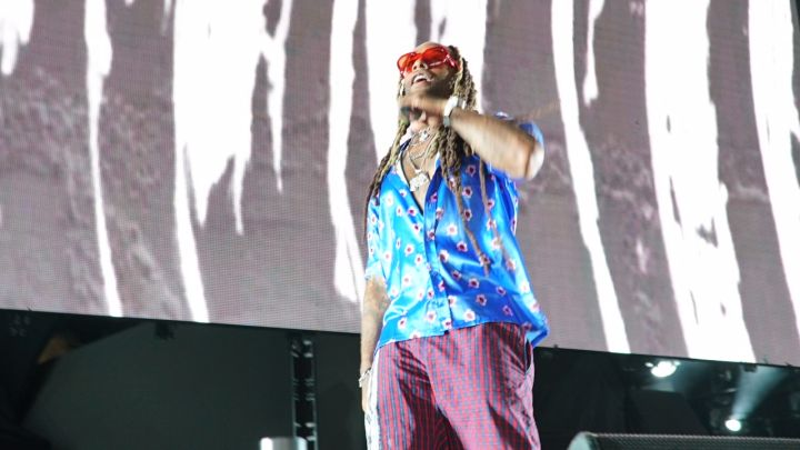 Ty Dolla $ign Performs In Dallas For 'The Endless Summer Tour'