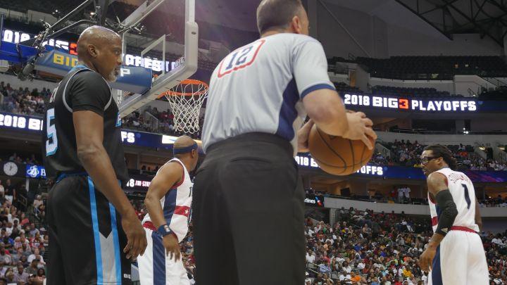 BIG3 Basketball Playoffs In Dallas (PHOTOS)