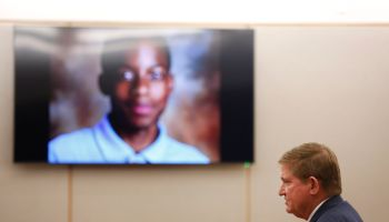 Former Police Officer Goes On Trial for Killing Unarmed 15-year-old