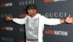 Gucci & RocNation Pre-GRAMMY Brunch - Arrivals