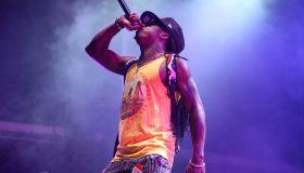 Bonnaroo 2011 - Day 2 - Lil Wayne