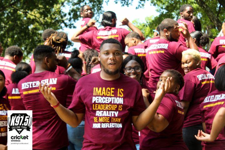 #K975CollegeTour: Shaw University