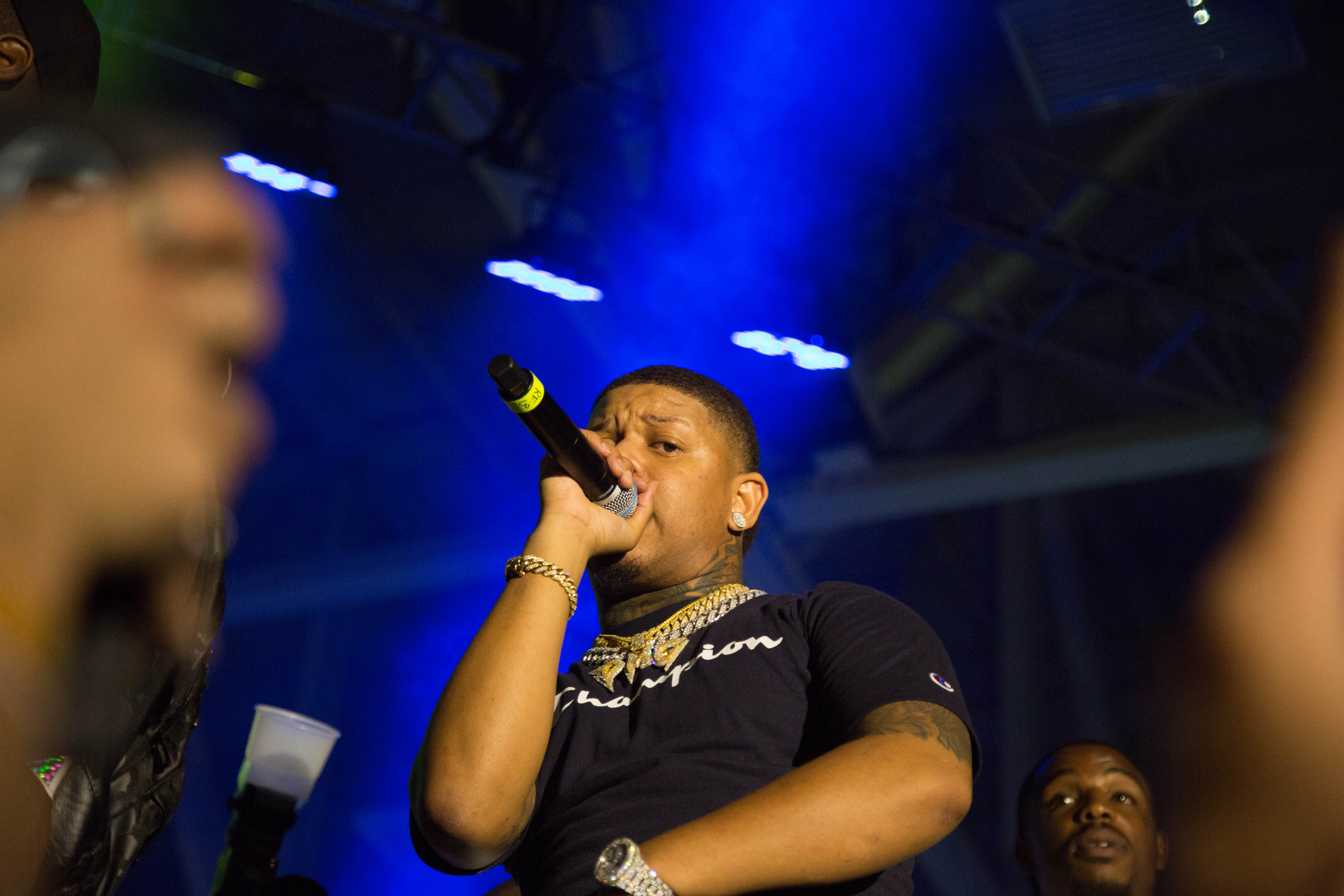 Yella Beezy LIVE At #979CarShow (PHOTOS)