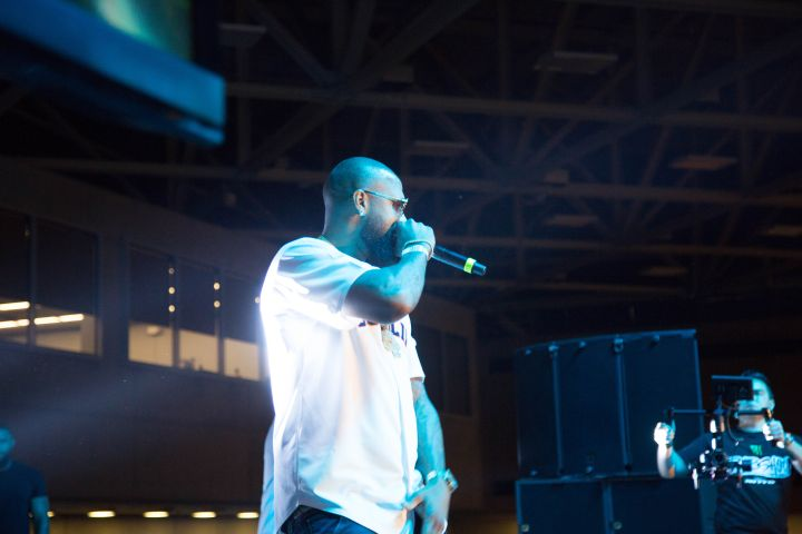 Slim Thug LIVE At #979CarShow 2018 (PHOTOS)
