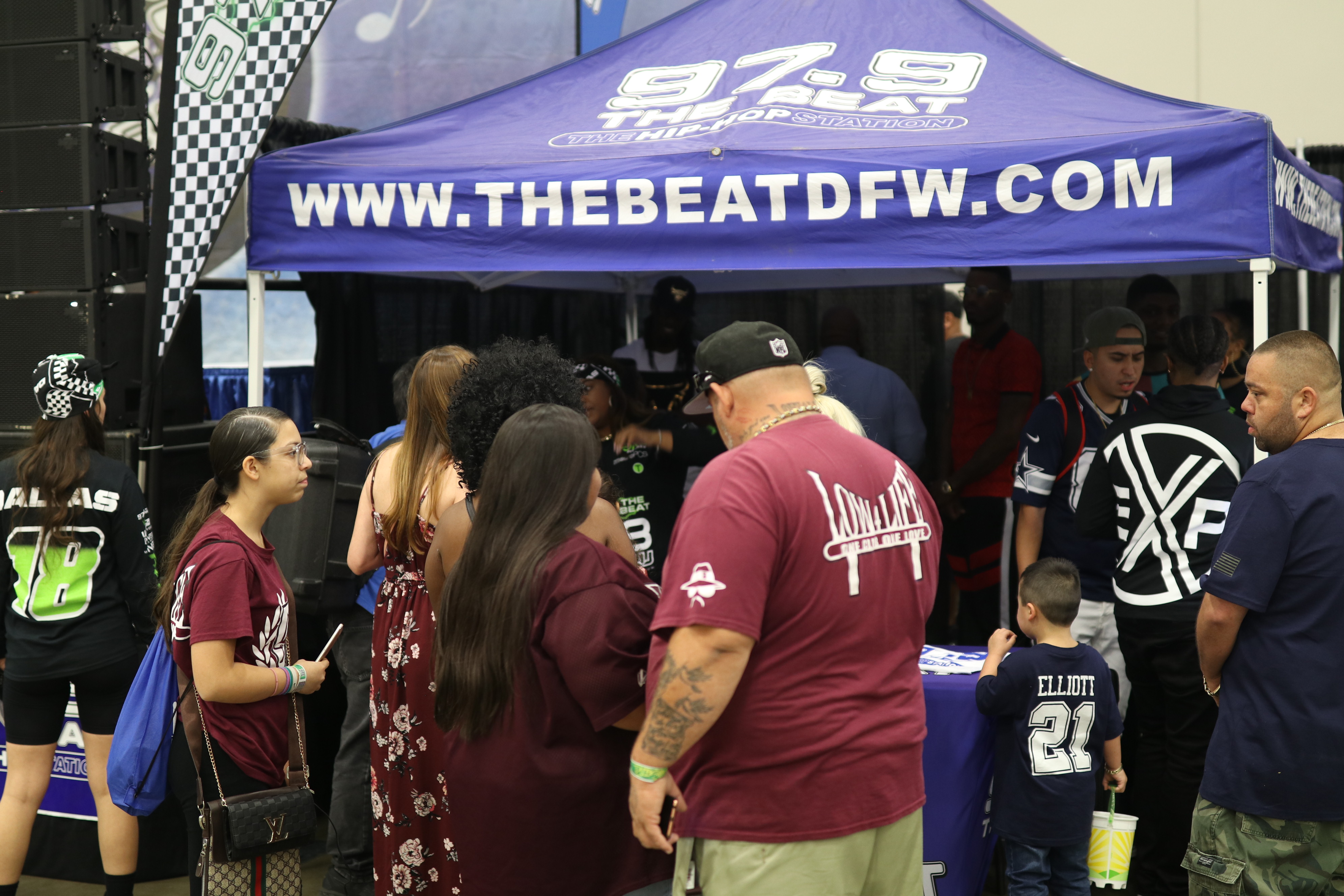#979CarShow 2018 Activation Area (PHOTOS)