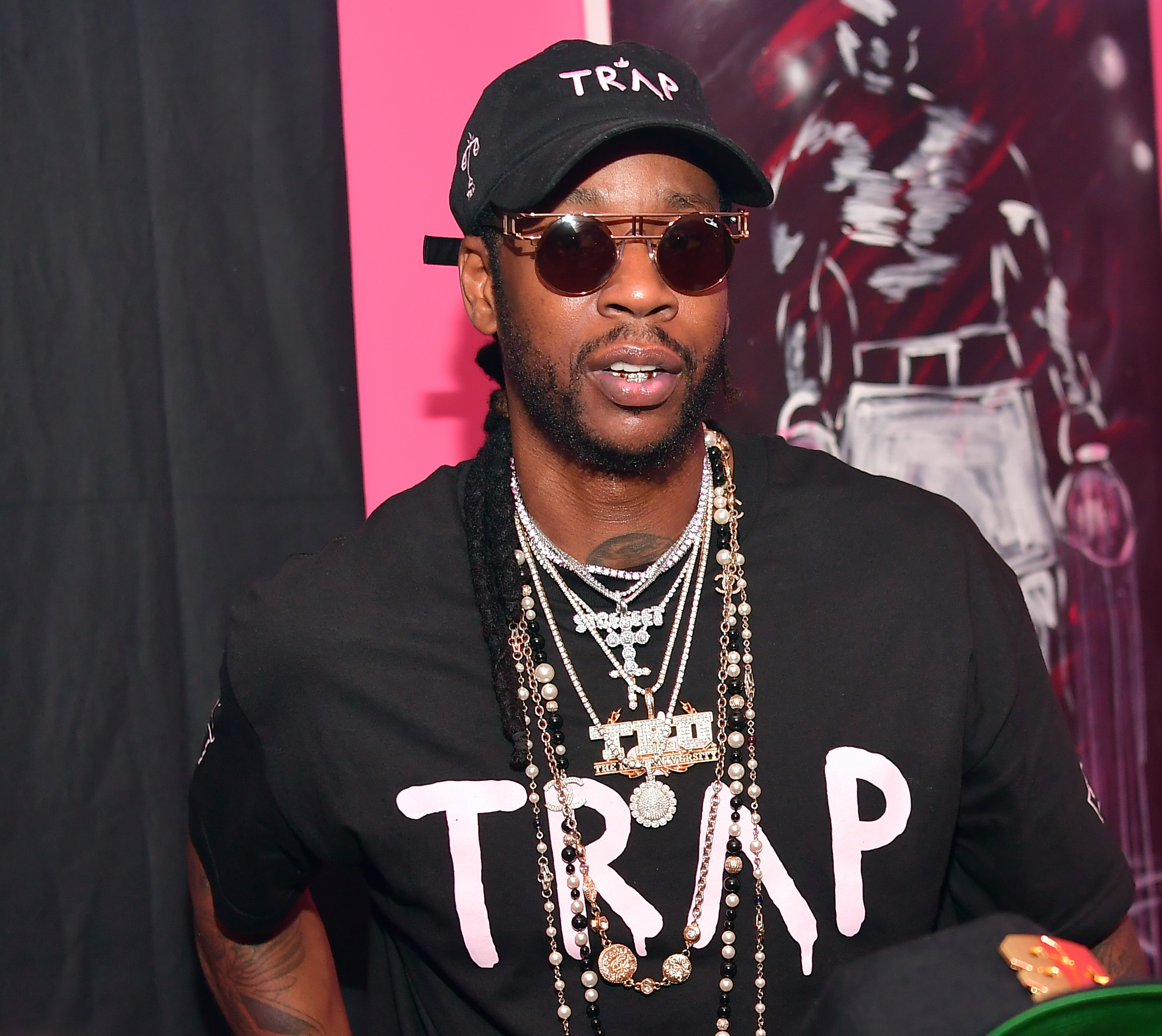2 Chainz Private Album Listening Party