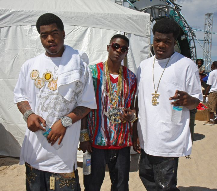 Lil Phat (of Trill Entertainment)