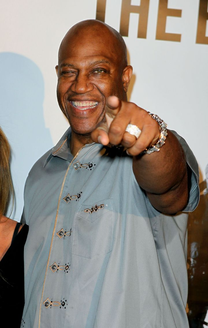 Tommy 'Tiny' Lister Jr.