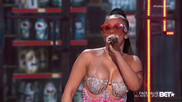 BET Hip Hop Awards as seen on BET.