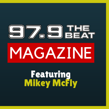 97.9 The Beat Magazine: Mikey McFly - November 2018