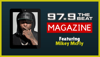 97.9 The Beat Magazine: Mikey McFly - November 2018