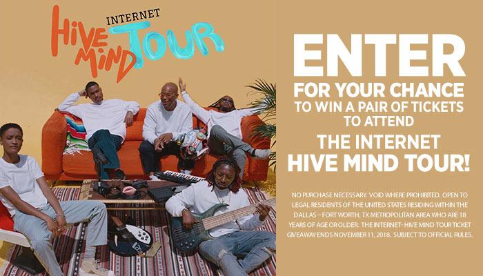 Internet Hive Mind Tour