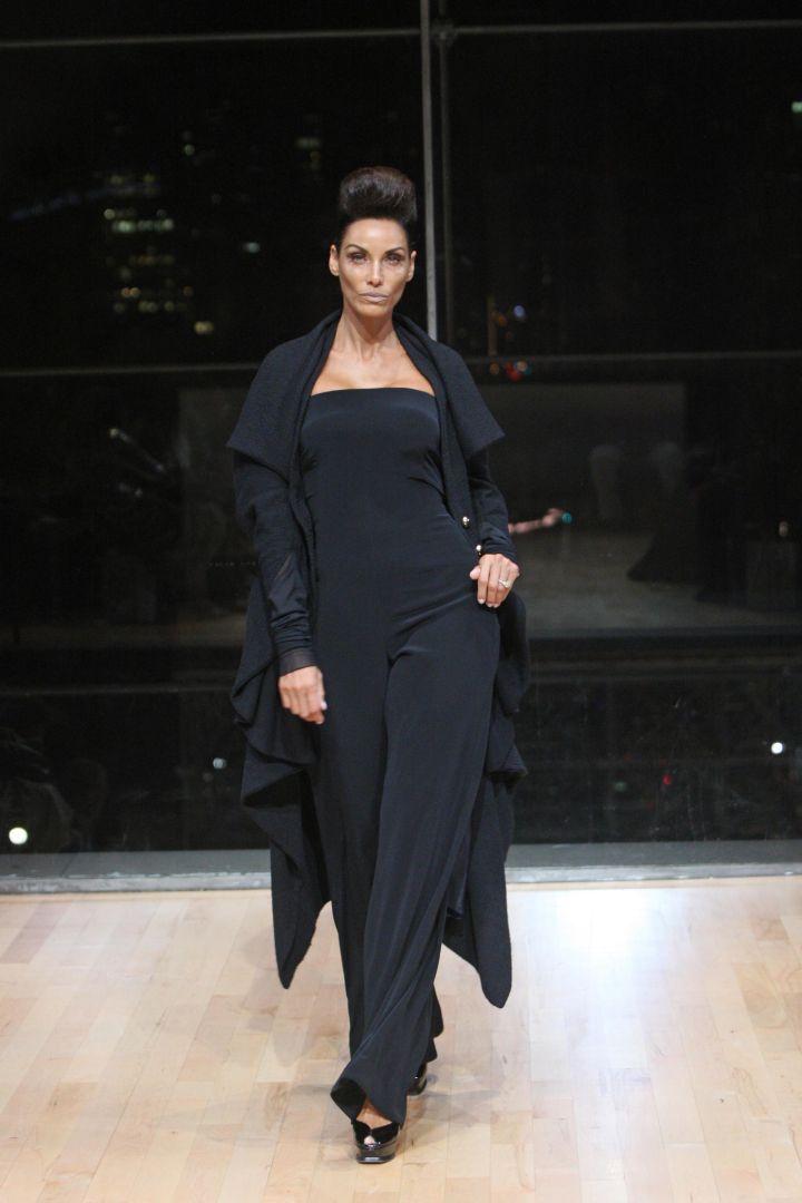 Harlem's Fashion Row 5th Anniversary - Runway - Spring 2013 Mercedes-Benz Fashion Week