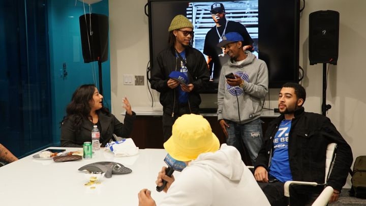"Z-RO's ""Sadism"" Listening Party (PHOTOS)"