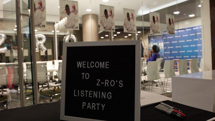 "Z-RO's ""Sadism"" Listening Party (PHOTOS)"