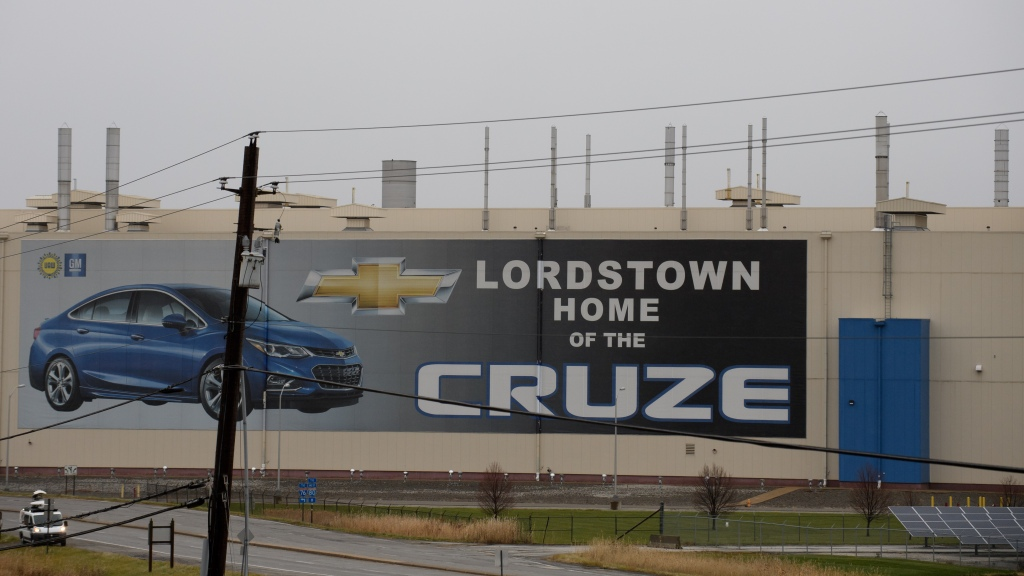 GM To Idle Three North American Auto Plants, Cutting Thousands Of Jobs