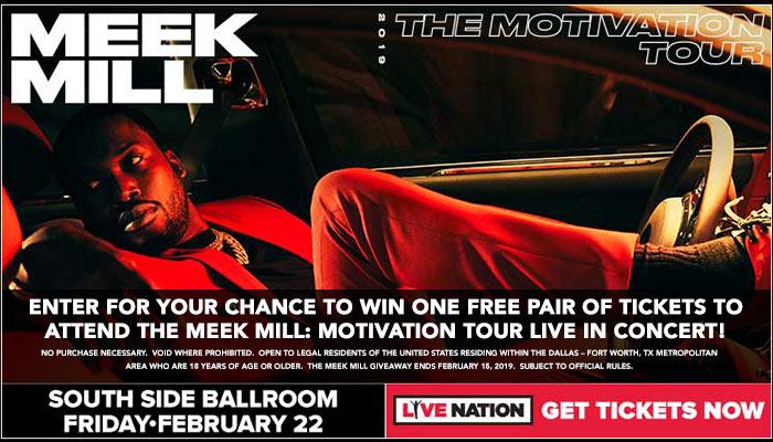 Meek Mills tour