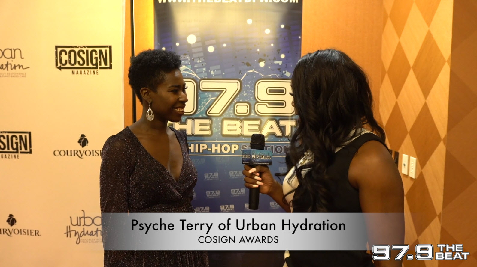 Psyche Terry of Urban Hydration