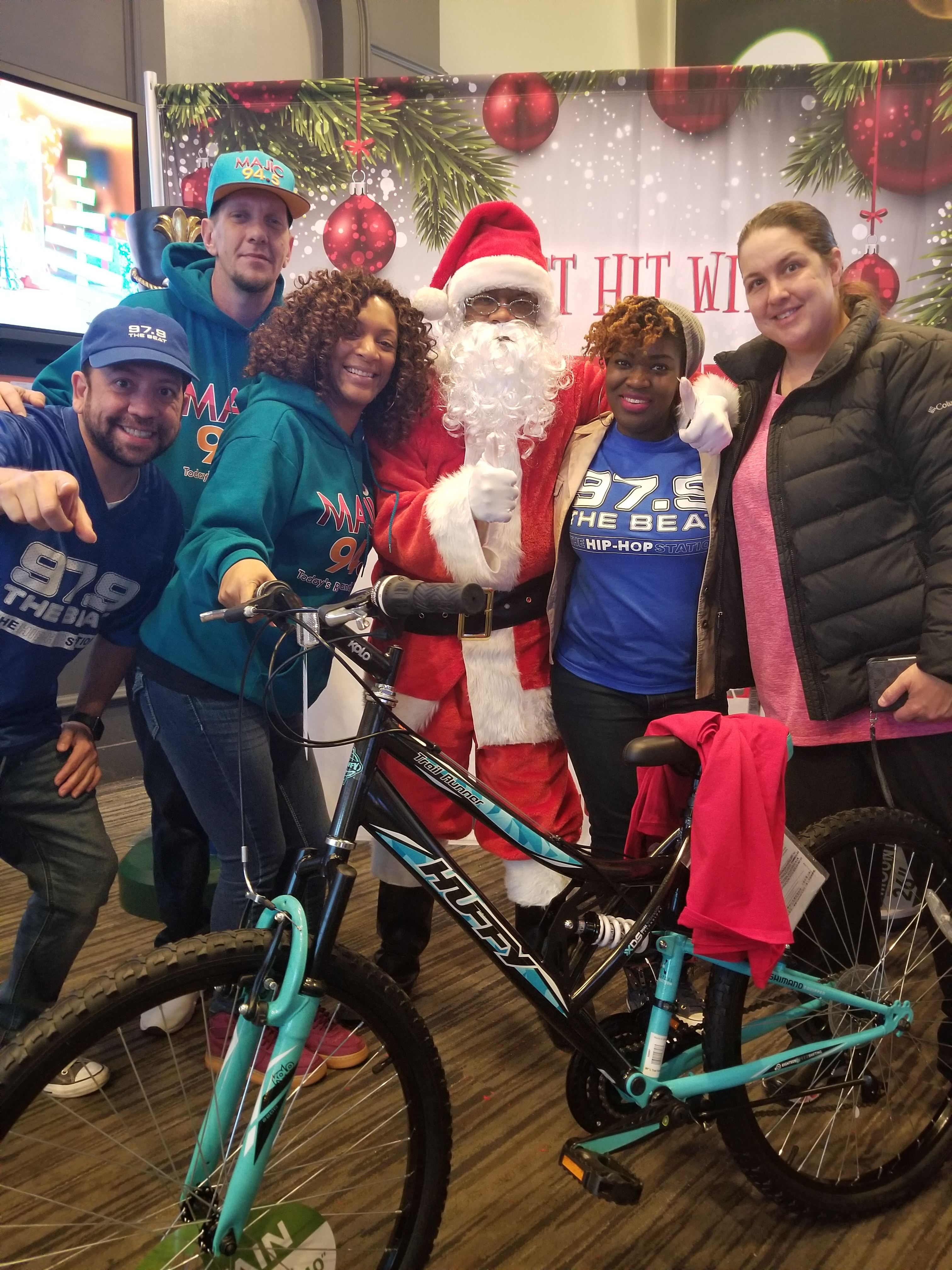 IJustGotHit.com Bike Giveaway 2018 At Dave & Busters (PHOTOS)