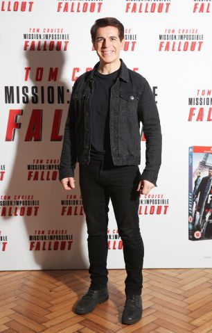 Greg Rutherford launches The Mission: Impossible - Fallout