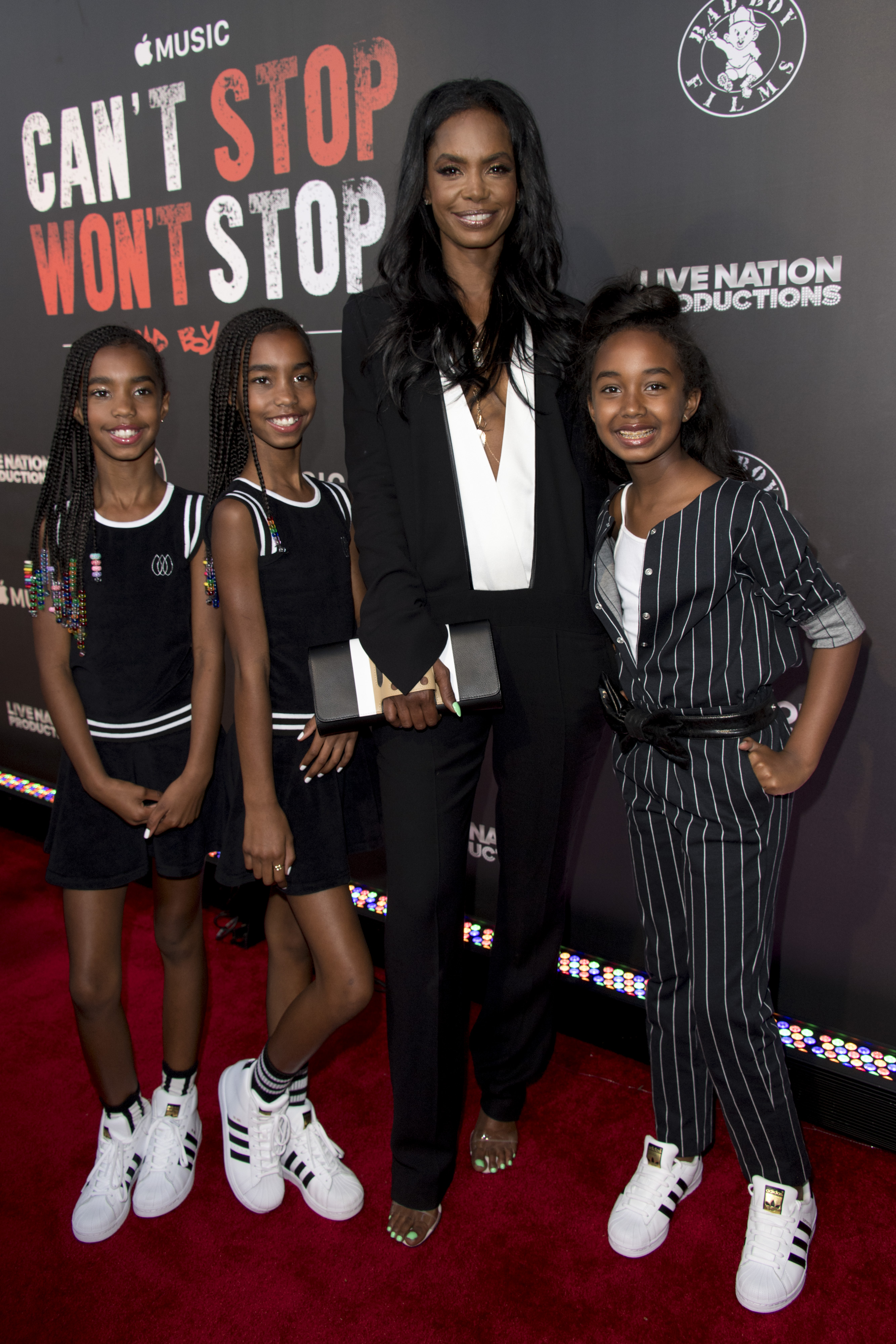 Los Angeles premiere of 'Can't Stop, Won't Stop: The Bad Boy Story'