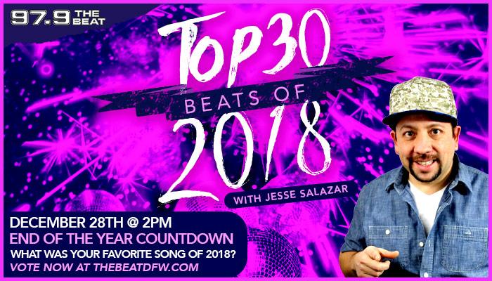 Top 30 Beats Of 2018