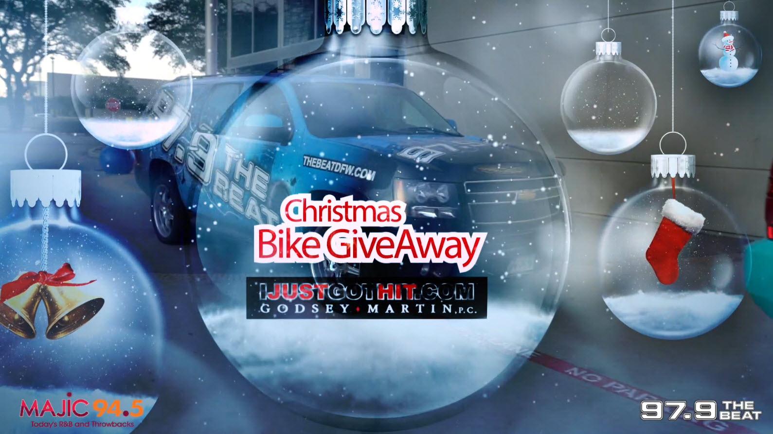 Bike Giveaway