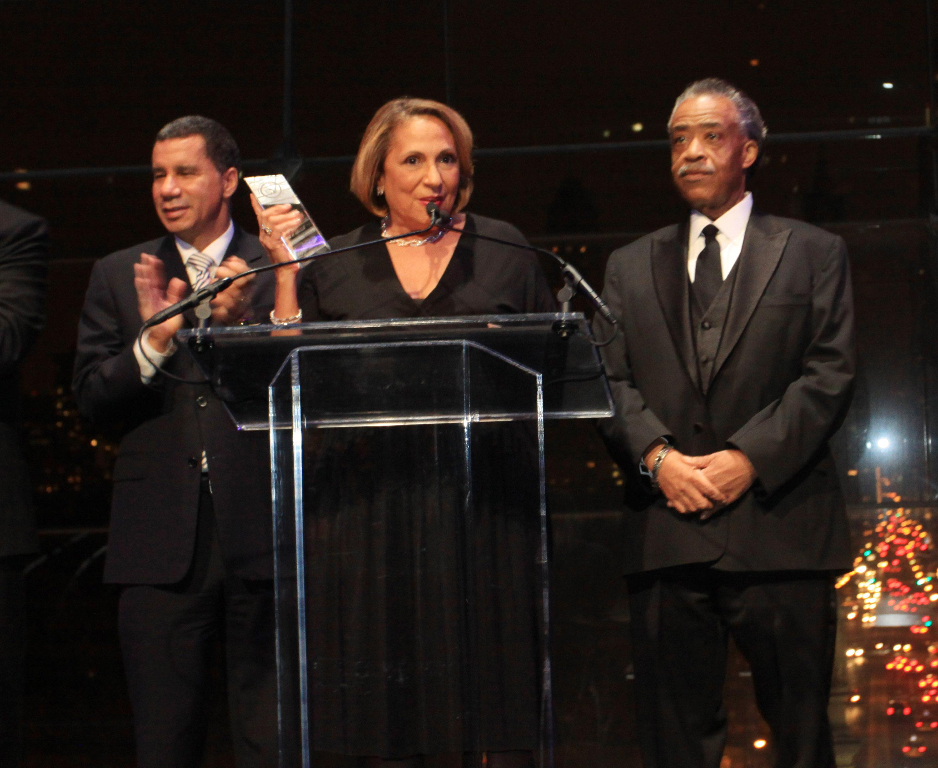 2010 National Action Network Triumph Awards