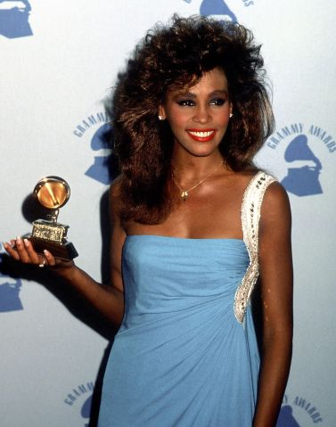 28th Annual Grammy Awards - Press Room