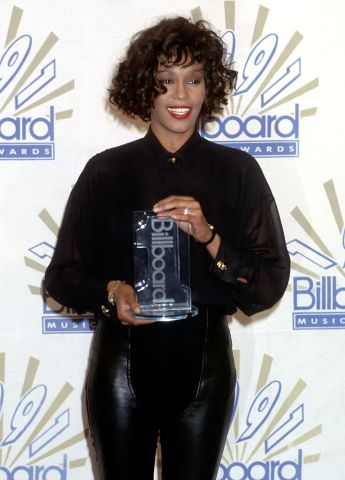 Second Annual Billboard Music Awards - Press Room
