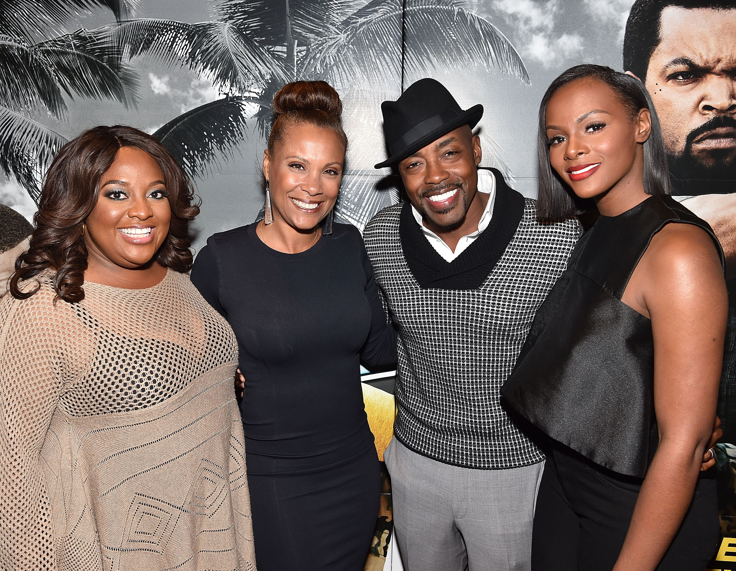 'Ride Along 2' Advance Screening With Castmembers Tika Sumpter, Sherri Shepherd And Producer Will Packer At Regal Atlantic Station