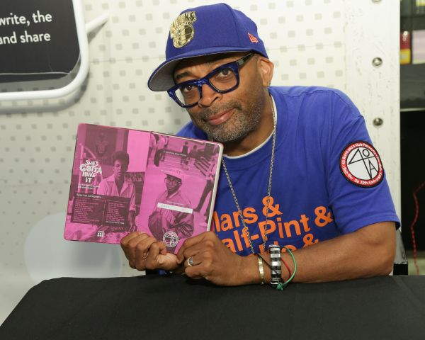 Spike Lee Celebrates 30th Anniversary Of 'She's Gotta Have It'