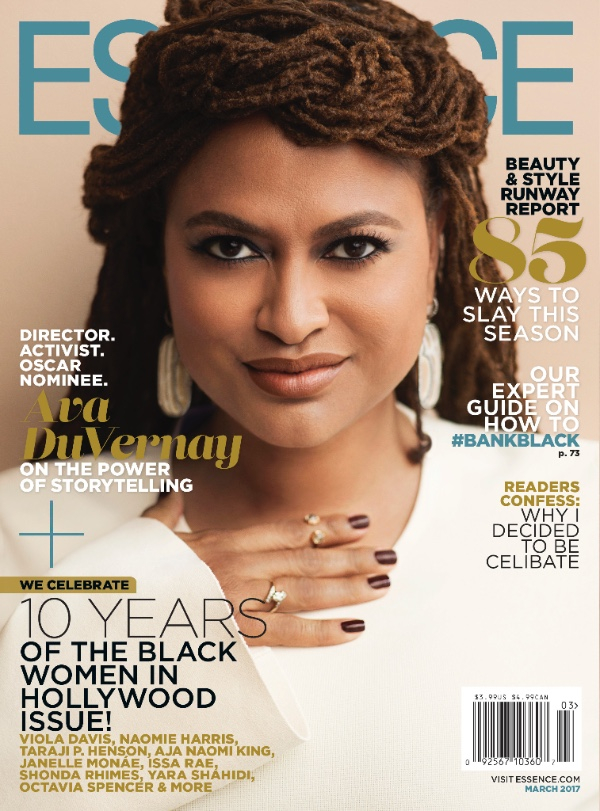 Ava Duvernay Essence Cover