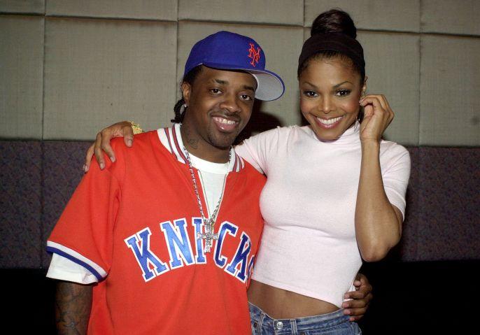 Janet Jackson and Jermaine Dupree File Photos