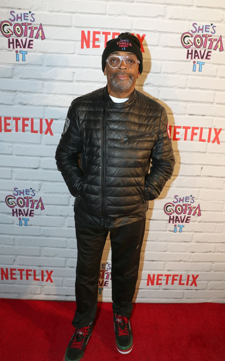 Netflix Original Series 'She's Gotta Have It' Premiere And After Party