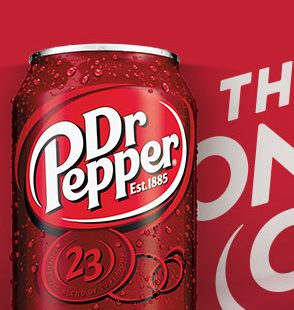 Dr. Pepper. The One you Crave