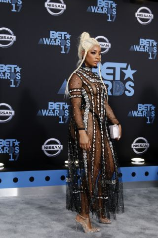 BET Awards 2017 Arrivals