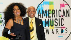 American Music Awards 2017 Press Room