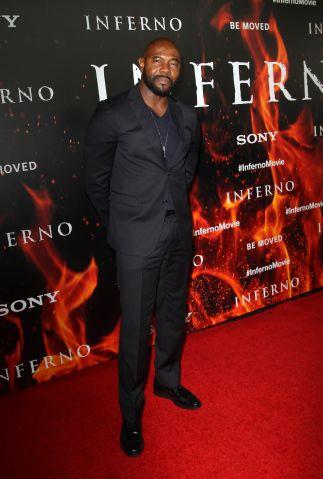 'Inferno' Los Angeles Premiere