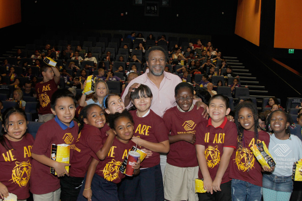 'When The game Stands Tall''When The Game Stands Tall' Boys & Girls Clubs Of The East Valley Special Screening Hosted By Thomas Carter