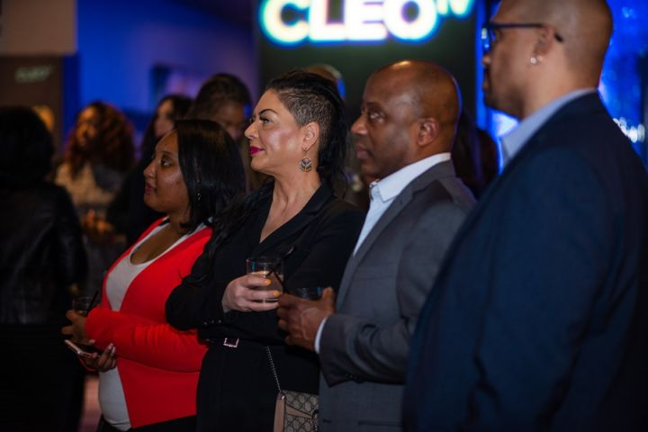 CLEO TV Preview Party - Dallas, TX