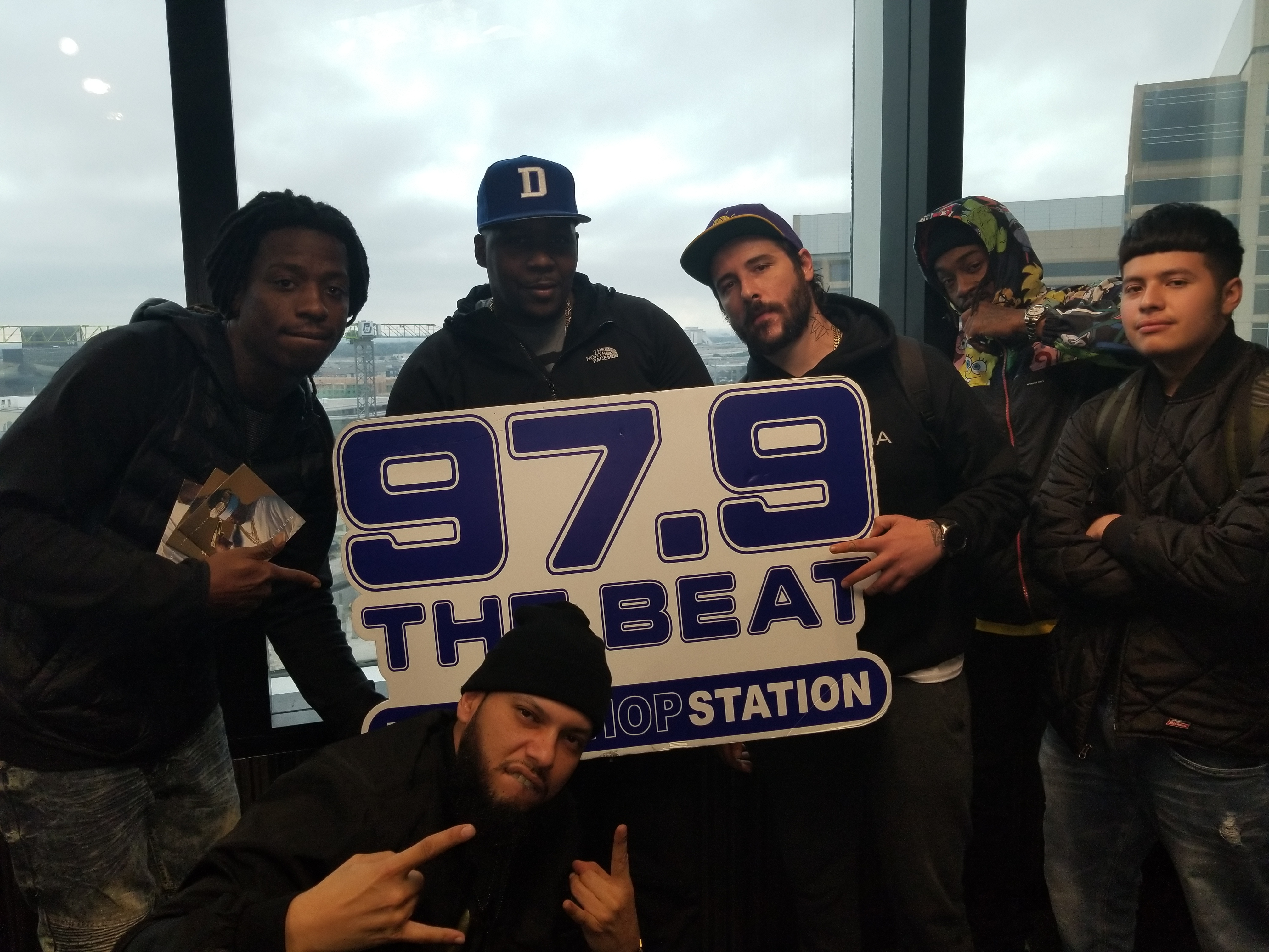 7 Tha Great Stops by 97.9 The Beat