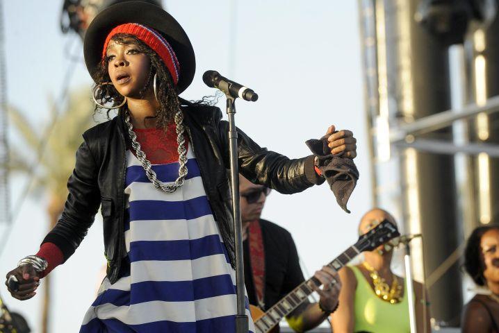 2011 Coachella Valley Music & Arts Festival - Day 1