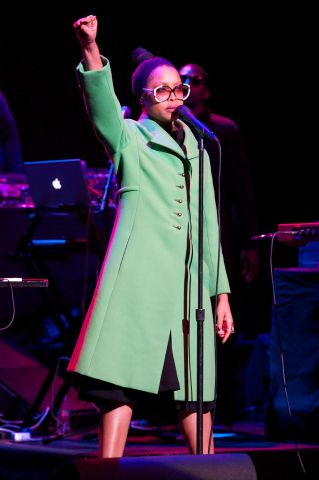 Erykah Badu, Theophilus London And Thundercats Perform At The Wiltern