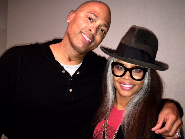 The D.L. Hughley Show Behind The Scenes!