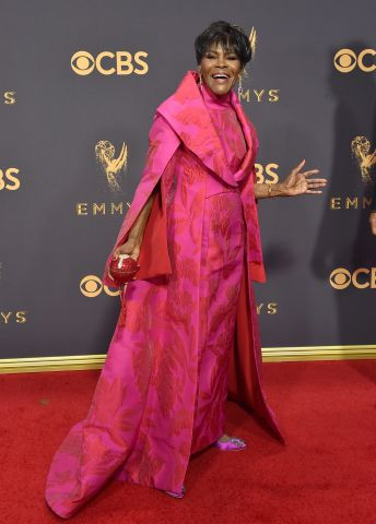Cicely Tyson 69th Annual Primetime Emmy Awards