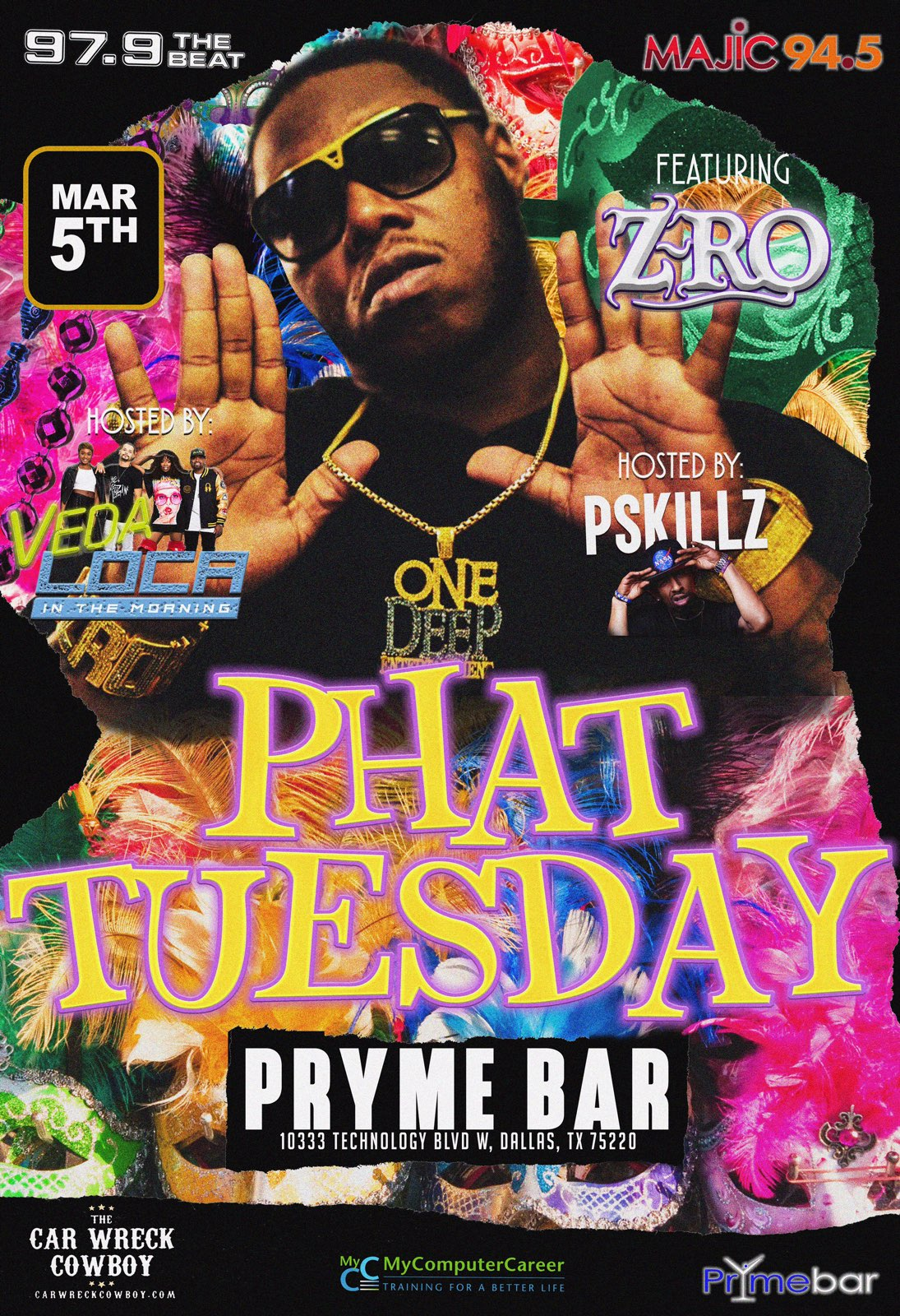 Phat Tuesday feat. Z-Ro