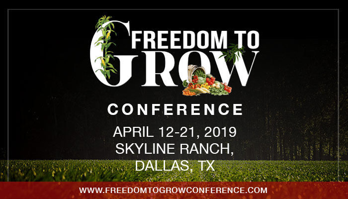 Freedom To Grow Conference
