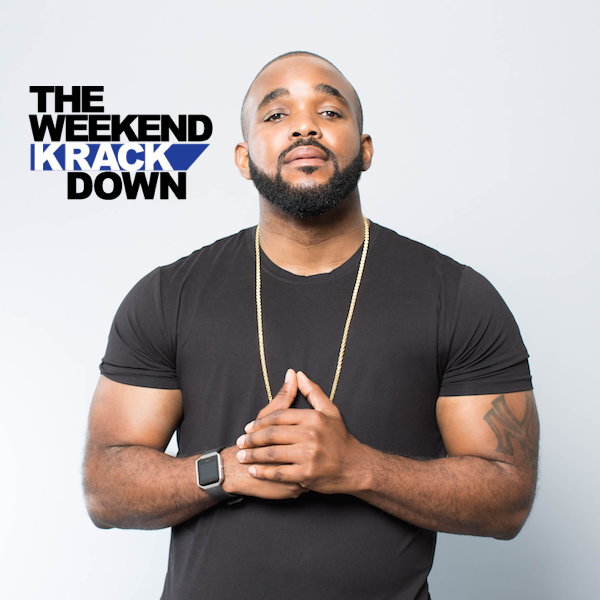 The Weekend Krackdown Hosted by Headkrack